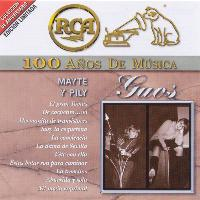 MAYTE GAOS Y PILY – 100 ANOS DE MUSICA (2 CDS)